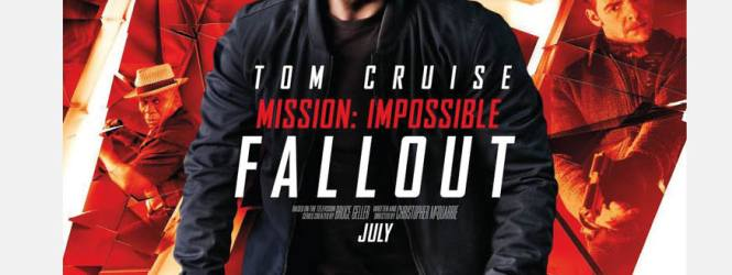 'MISSION IMPOSSIBLE FALLOUT' DRAAIT IN MAASSLUIS