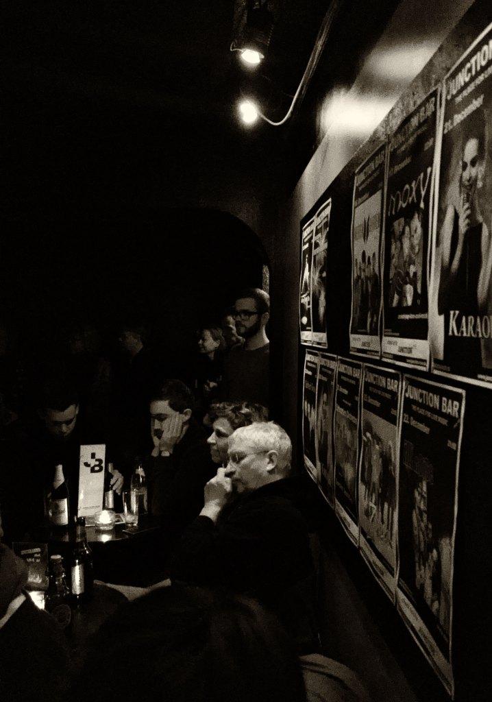 In der Junction Bar. Foto: Hufner