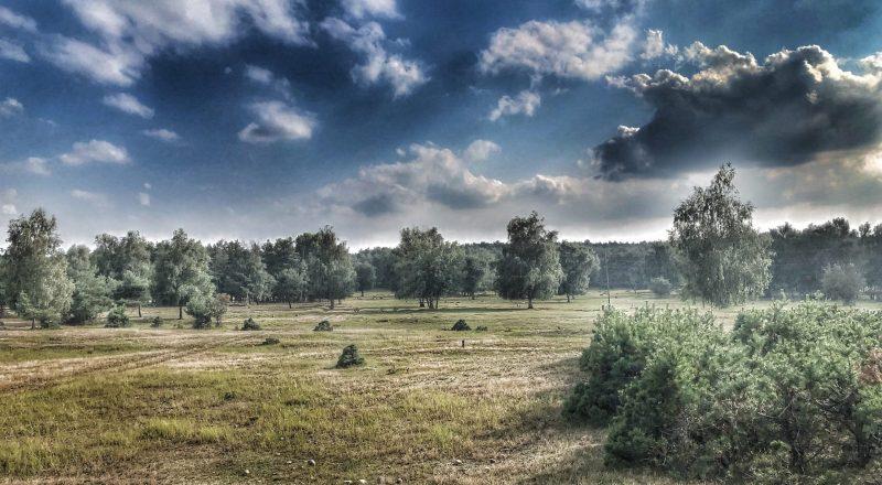 Landschaft bei Blankensee. Foto: Hufner