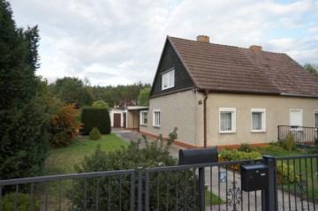 Doppelhaushälfte in Schönefeld – unweit des A10 Centers – 996 m² Grundstück, 12529 Schönefeld, Doppelhaushälfte