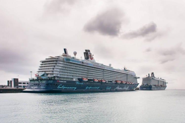 Meine Reise Login TUI Cruises