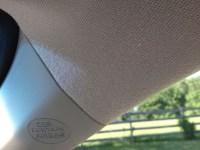 Car Ceiling Fabric Falling. Headliners. Car Ceiling Fabric