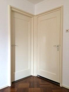 Schilderen deuren