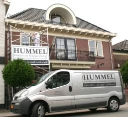 Buitenschilderwerk Nieuweweg te Veenendaal