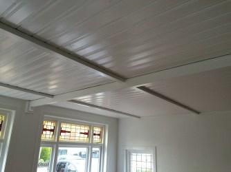 Gespoten plafond