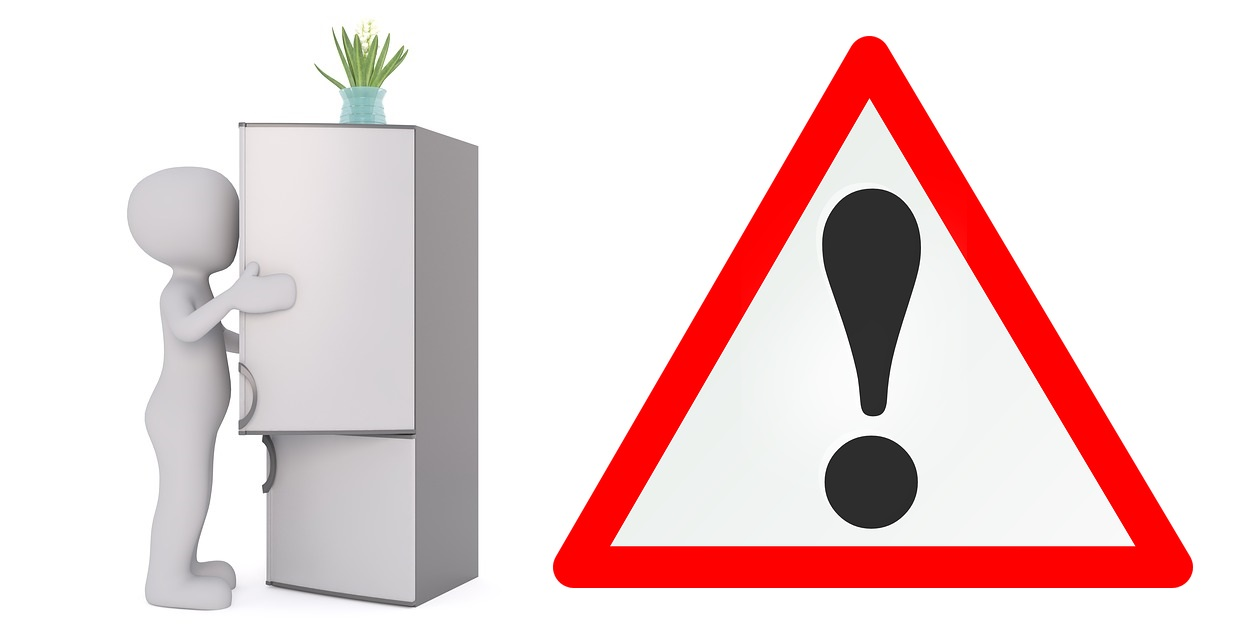 Barotrauma: Neue Gefahr bei Kühlschranküberwinterung?