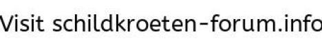 Schildkröten-Forum