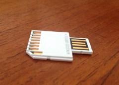 TF Adapter Rückseite