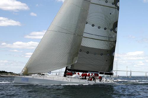 Rambler, Vincitore della Middle Sea Race 2007