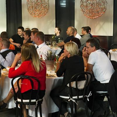 Schinko 25 Jahr Feier - MitarbeiterInnen-Fest für die Familie und Freunde des Unternehmens.