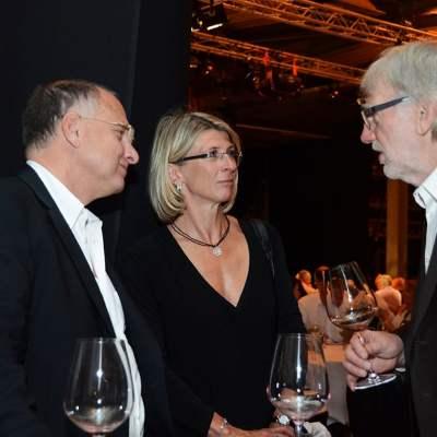 Schinko 25 Jahr Feier - Geschäftsführer Michael Schinko und Wolfgang Prem bei der 25 Jahr Feier der Firma Schinko..