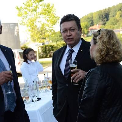 Schinko 25 Jahr Feier - Empfang zum Festakt der 25 Jahr Feier der Firma Schinko.