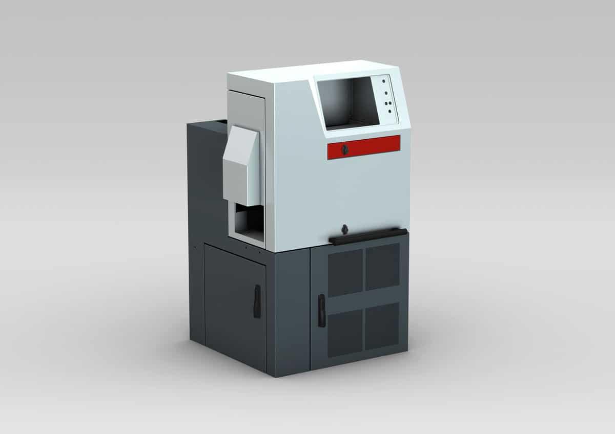 Laserbeschrifter für Etiketten -