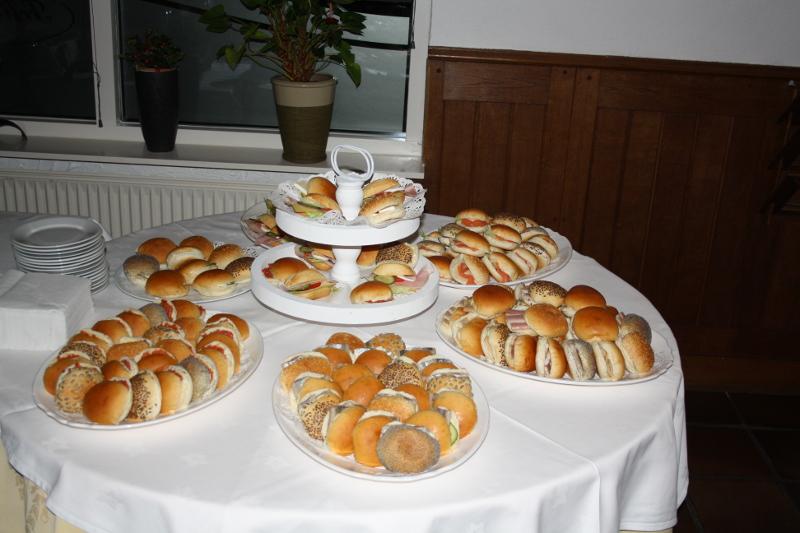 Broodjesbuffet