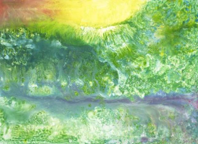 Iris Grace: een buitengewoon schildertalent