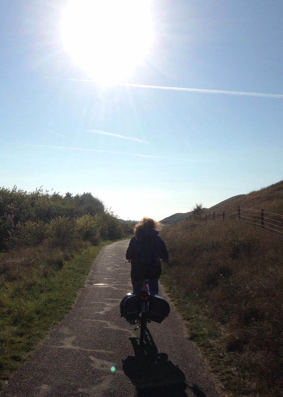 Mijn fietsweek in foto's - TEXEL