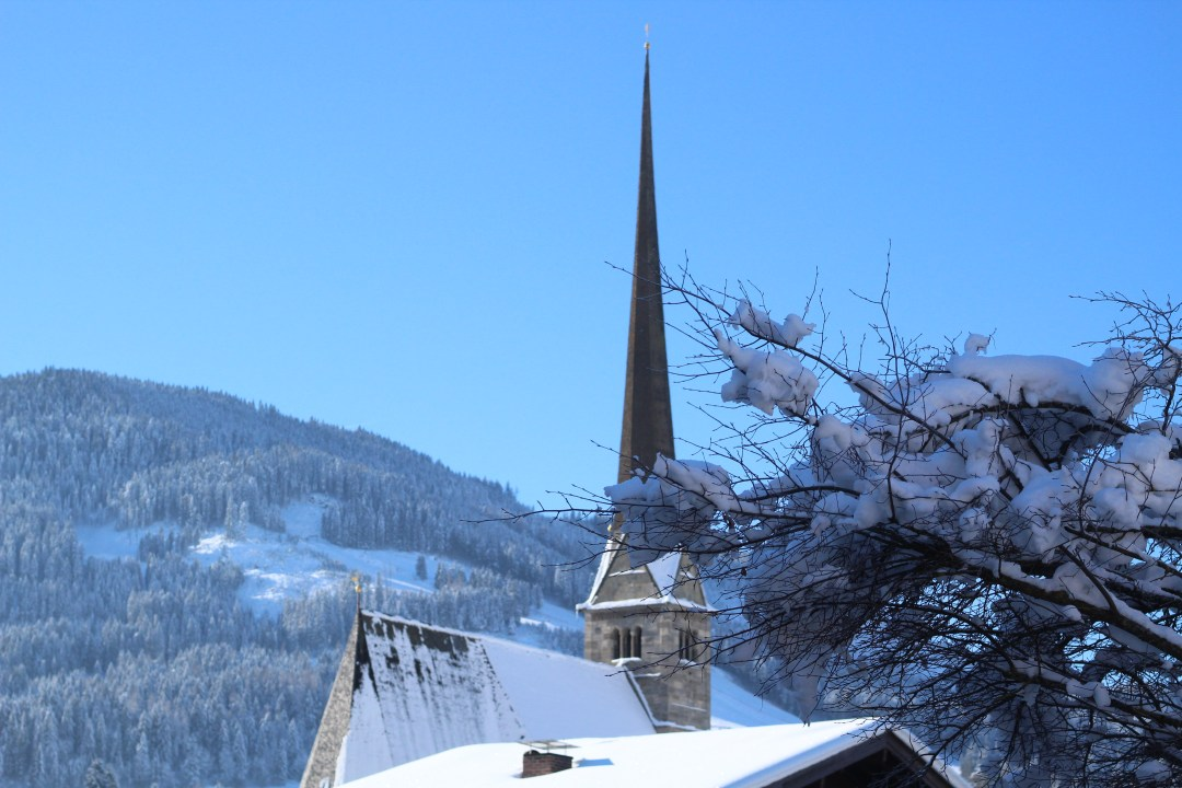 Oostenrijk - sneeuw en zon