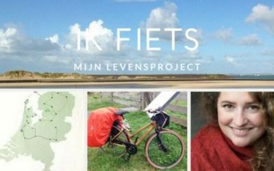 IK FIETS | Dagboekje op reis