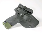 appendix belt loop kydex holster