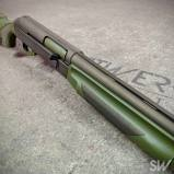 green burnt bronze shotgun 2