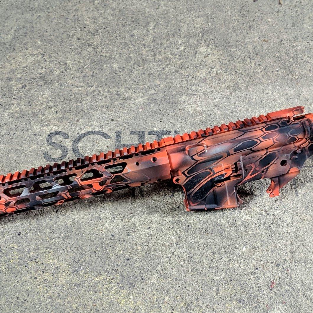 kryptek AR orange