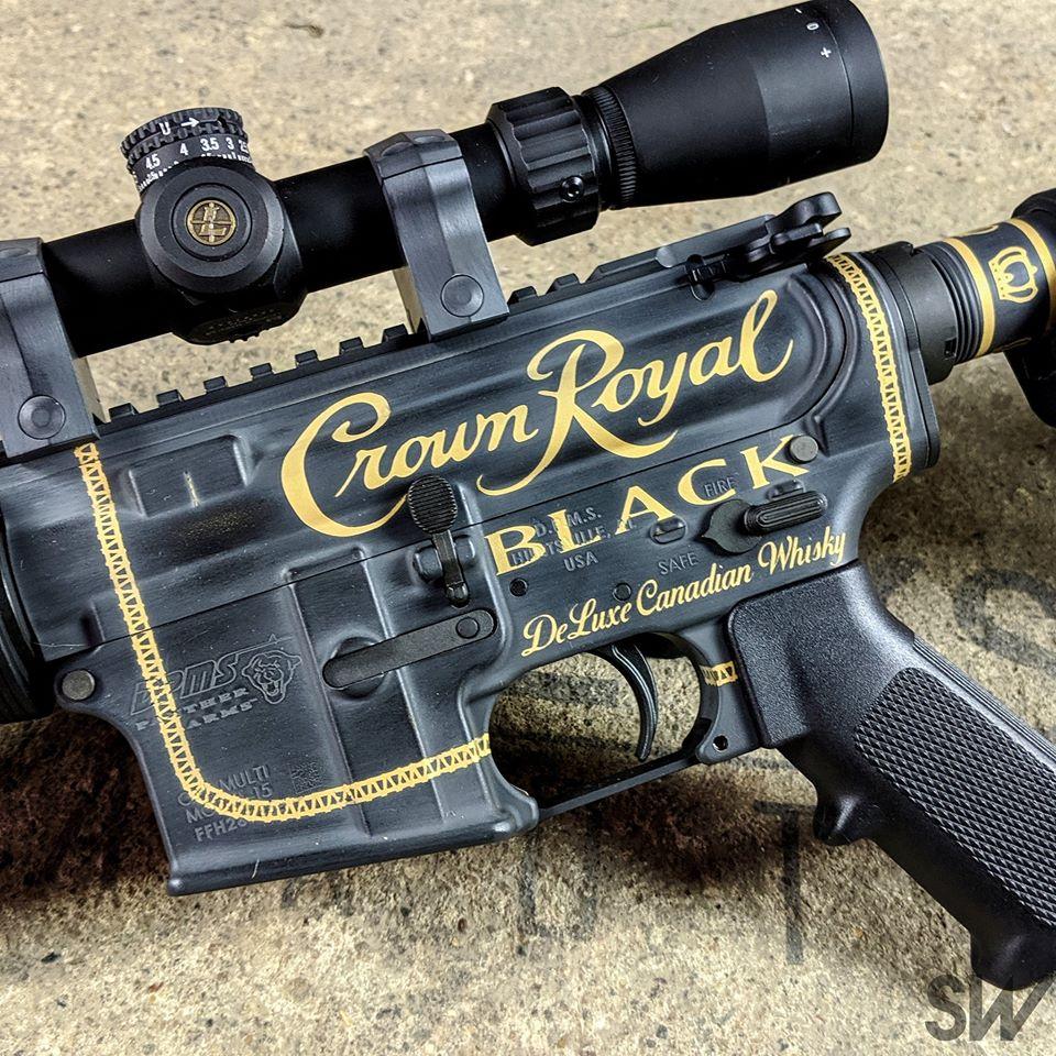 crown royal cerakote
