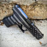 thin blue line glock