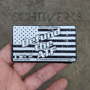 Defund the ATF