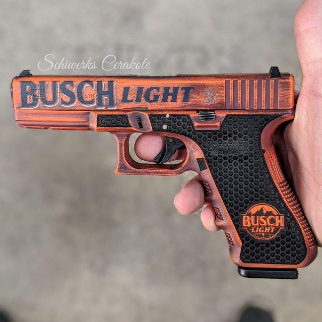 glock busch light
