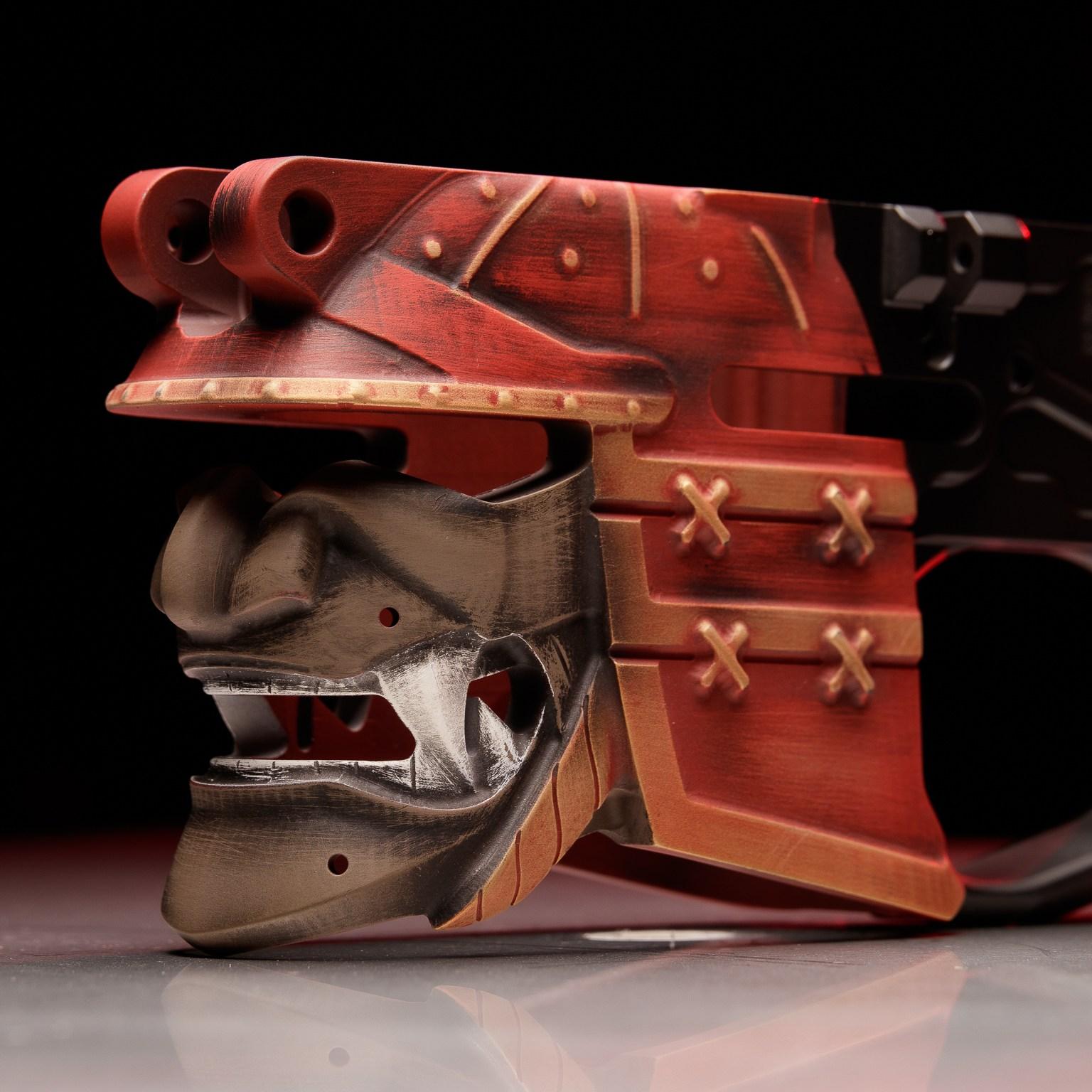 Sharps Brothers Samurai Receiver