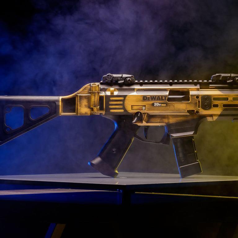 Dewalt gun