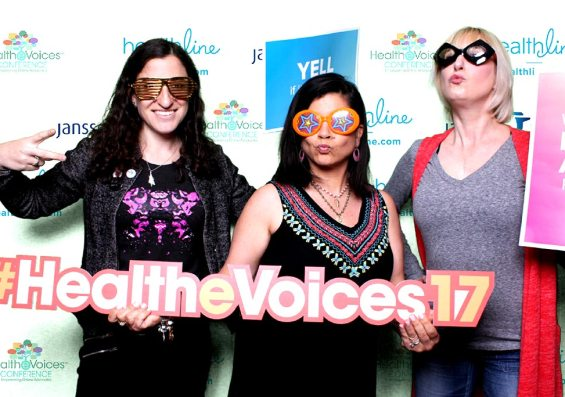 The HealthEVoices17 Conference was so much Fun! 2