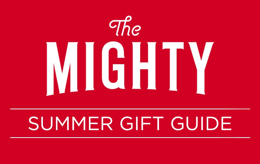 Schizophrenic. Nyc is in the mighty's summer gift guide! 1