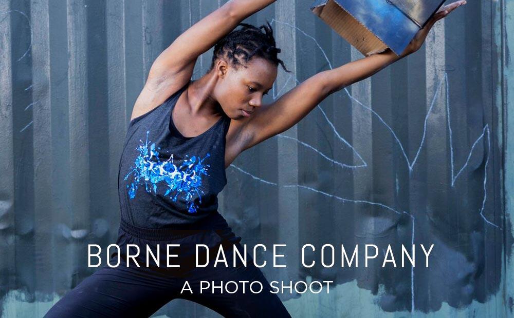 Borne dance company and schizophrenic. Nyc 119