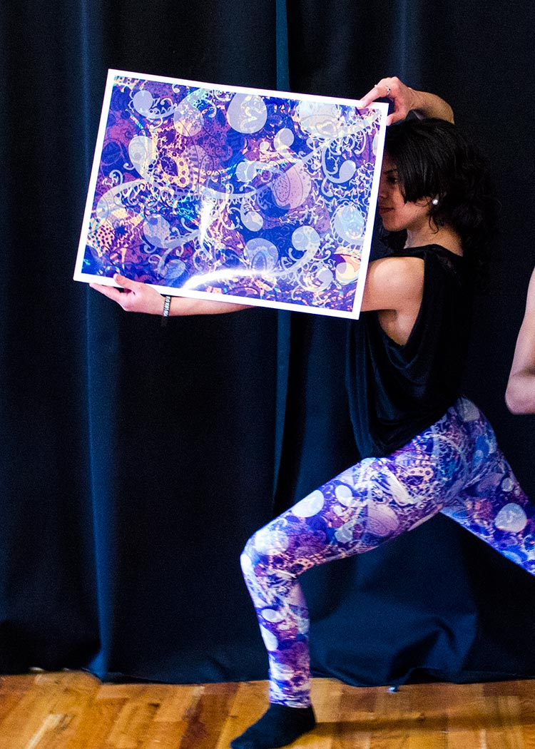 Schizophrenic.NYC ILLusion Leggings Now Available 8