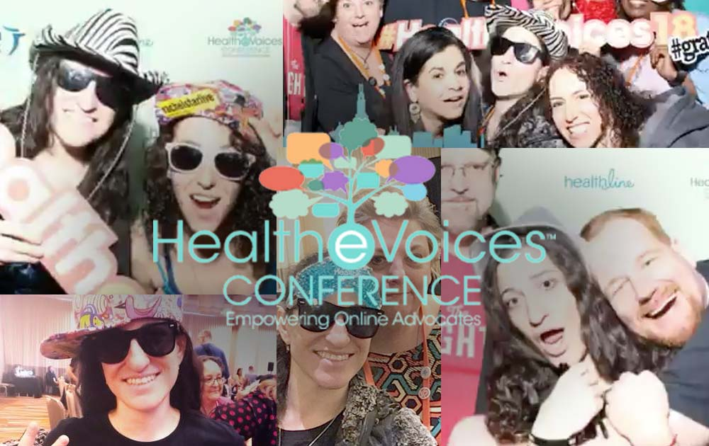 The healthevoices18 advocacy conference was amazing 64