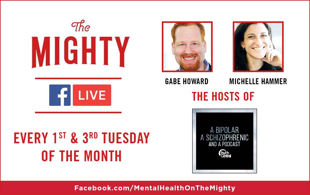 Michelle & gabe have a live show on themighty! 48