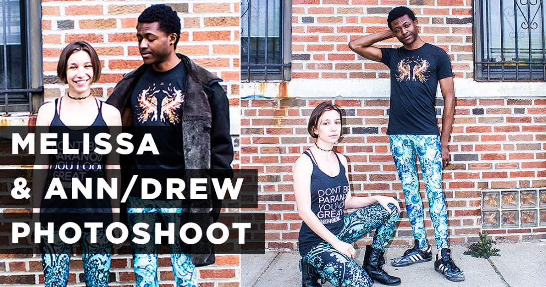 Amazing photoshoot with melissa and ann/drew 13