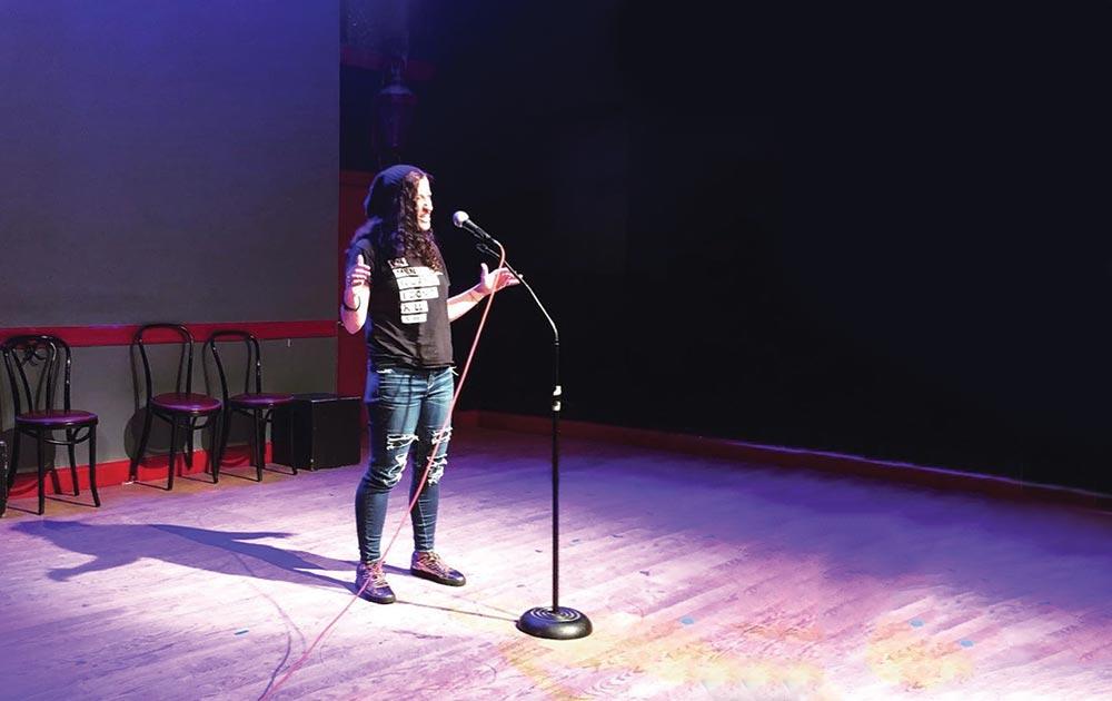 Michelle hammer - public speaker