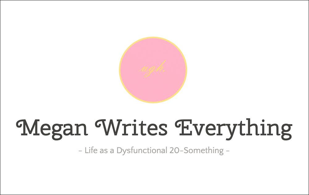 Interview by meganwriteseverything. Com