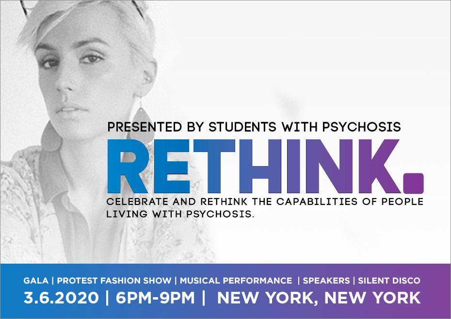 rethink gala 2020 design by Michelle Hammer