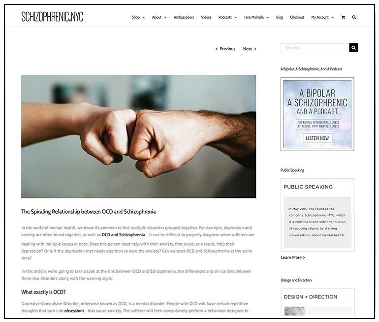 Sponsored links on schizophrenic. Nyc
