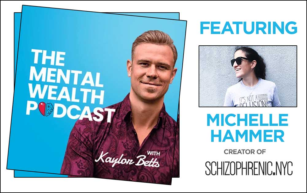 Living with schizophrenia – michelle hammer