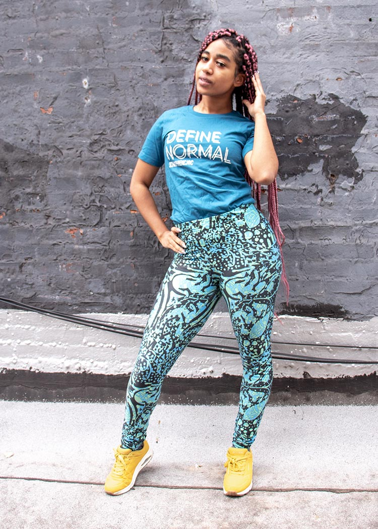 Mental Health Leggings