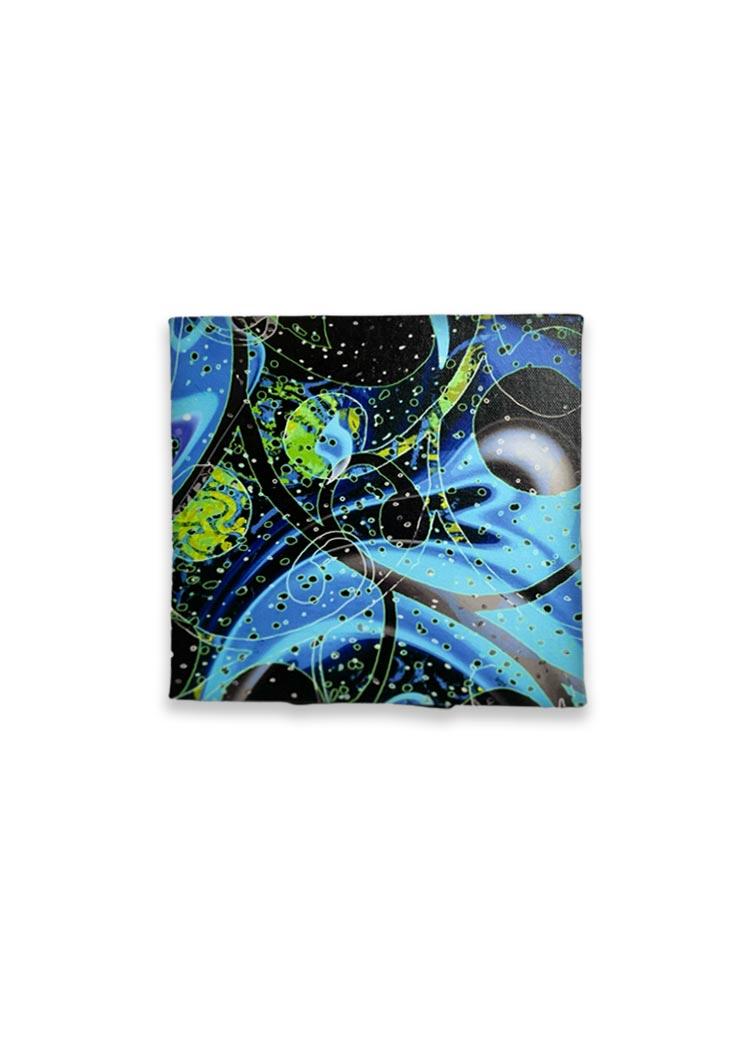 Jump 8x8 canvas