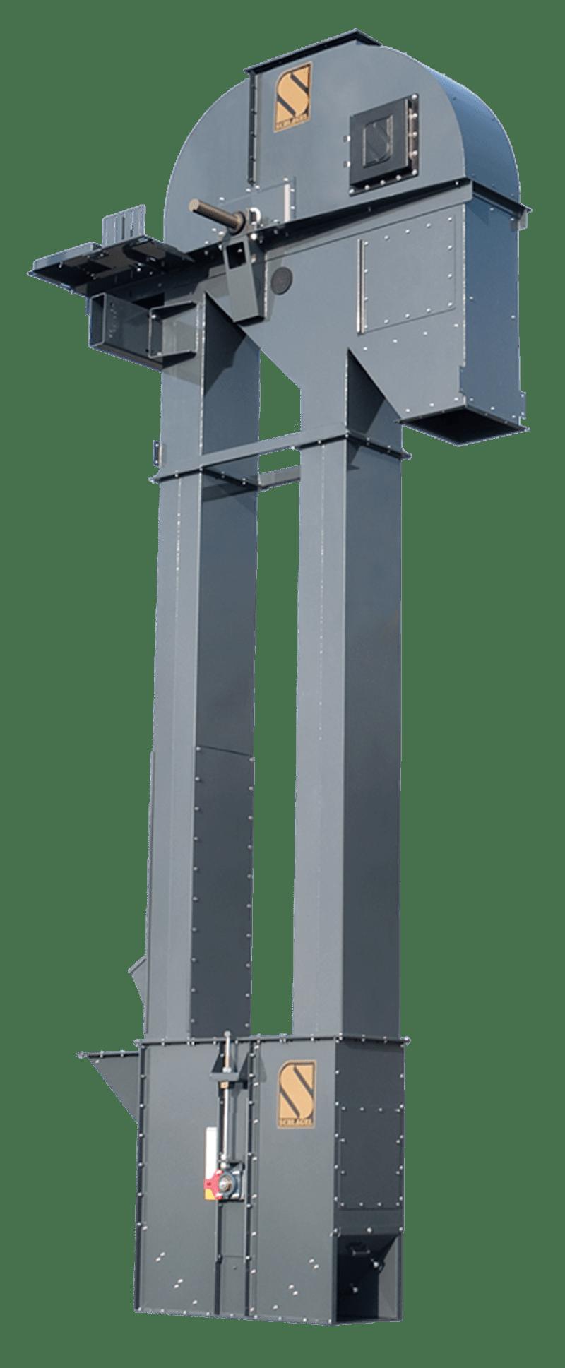 medium resolution of bucket elevators