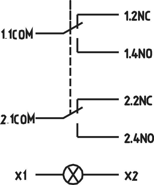 Illuminated Emergency Stop Wiring Diagram Emergency Stop