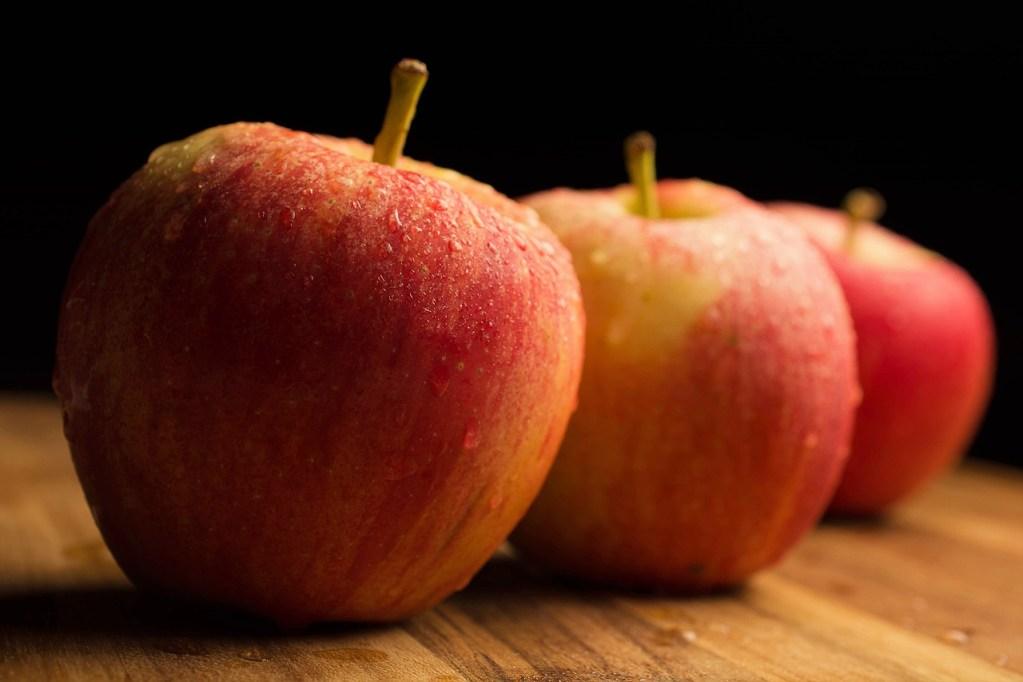 Textprobe Bio-Cider, Äpfel
