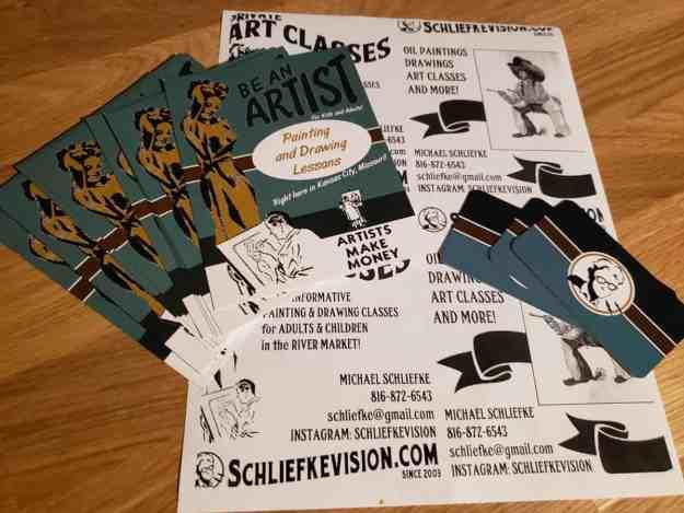 Kansas City art classes adults kids