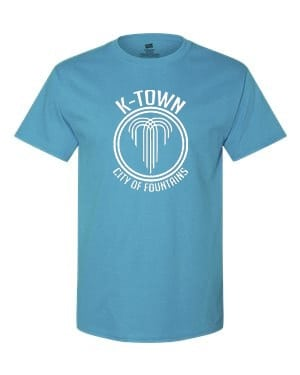 Kansas City shirt